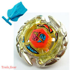 Killer / Evil Gemios BB-56 Beyblade Metal Masters Fusion+Single spin Launcher