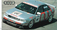 1996 AUDI A4/A-4 QUATTRO BTCC Super Touring SPEC SHEET / Brochure