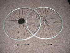 BICYCLE WHEEL SET 700 C ALLOY LIGHT WEIGHT HEAVY DUTY DOUBLE WALL