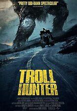 Trollhunter (BRAND NEW DVD)Otto Jespersen, Johanna Morck, Glenn Erland