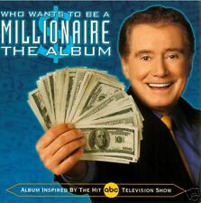 Who Wants To Be A Millionaire-2000- TV Original Soundtrack -CD
