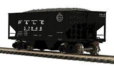MTH 80-97053 Pittsburgh Lake Erie USRA Twin Hopper Car HO Scale Model Trains