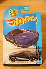 Hot Wheels Ferrari 458 Italia Blue HW City