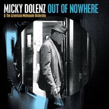 MICKY DOLENZ & THE AMERICAN METROPOLE ORCHESTRA - OUT OF NOWHERE   CD NEUF