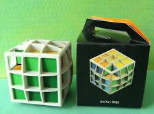 Rare Vintage Hungarian 3*3 Vadasz Cube Puzzle 90s Mint Unused in Cardboard.