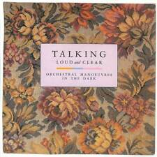 """Orchestral Manoeuvres In The Dark - Talking Loud And Clear - 7"""" Vinyl Record"""