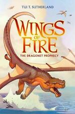 The Dragonet Prophecy (Wings of Fire), Sutherland, Tui T, New Book