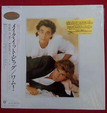 Wham!Make it Big 28.3P-555Japan LP+OBI EPIG 1984