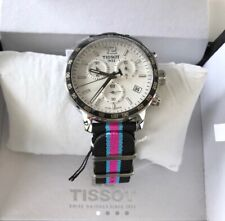 Tissot Quickster Chronograph Watch Limited Edition
