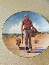 The Franklin Mint Heirloom Recommendation Hondo Lane Calvary Scout By Robert.