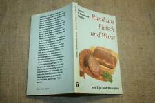 Fachbuch Fleischer gestern & heute, Schlachtung, Haltbarmachung, Schlachttiere