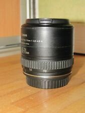 Canon EF 35-70 mm 3.5-4.5 A +  guide utilisation