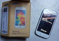 Samsung Galaxy Ace Style White + Alimentatore Caricabatteria e Scatola Originale