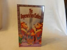 Timeless Tales From Hallmark - The Emperors New Clothes (VHS, 1990)
