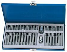 Draper Expert 40 Piece Tx-Star Hexagon and XZN Mechanic's Bit Set 33322