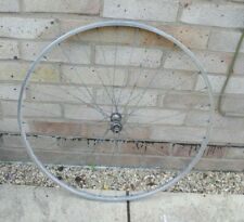 """27"""" Bayliss Wiley vintage clincher front wheel"""