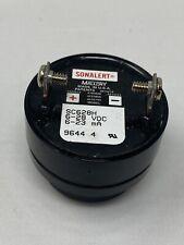 Mallory Sonalert Sc628H Alarm Continuous Tone 6-28Vdc 68-80db 4.5 Khz