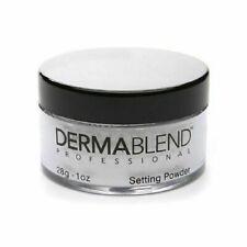 New in Box Dermablend Professional Loose Setting Powder Original 1 Oz 28 g