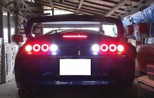 JDM LED Tail Lights Set for Toyota Supra MK4 JZA80 2JZ Early Model Made in Japan