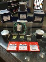 "Polaris SL, SLTX, SLX 1050 Top End Kit Pistons Gaskets .50mm / .020"" O/S 81.50mm"