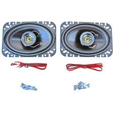 C3 Corvette 1968-1982 Front Speakers 80 Watts - Pair