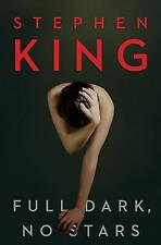 Full Dark, No Stars by Stephen King (Hardback, 2010) Limited Signed Copy