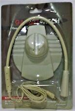 Gadget tech computer microphone, freq range 80-12khz, jack-3.5mm, cord-2m