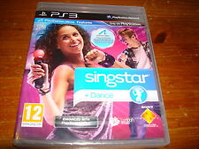 SINGSTAR DANCE ** NEW & SEALED **  Playstation 3 Ps3 Game