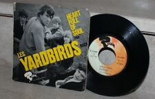 les yarbirds / heart full of soul (45EP 231099M)