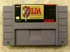 The Legend of Zelda : A Link To the Past USA VERSION SNES NTSC Video Game Card