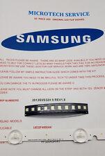 Samsung UE32F4000AW 2013SVS32H 10 piezas Kit de reparación de LED Flip leer anuncio