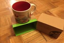 Canada Version 2 You Are Here Starbucks Mug. NWT. US SELLER.