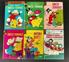 "GOLD KEY LOT OF 22 DIFF.""DUCKS""DONALD,SCROOGE,1ST MOBY,DAFFY BARKS,DAISY MORE!"