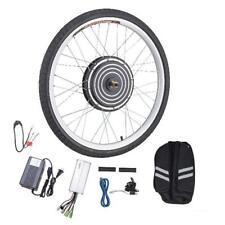 "Electric Bicycle Conversion Kit Hub Motor Bike eBike Front 48V 1000W 26"""
