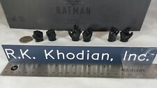 Hot Toys 1:6 scale Genuine DX12 Batman TDKR action figure's six hands only! USA