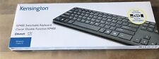 Kensington KP400 Bluetooth and USB Switchable Keyboard for Windows, Surface,