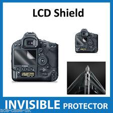 Canon EOS 1d x DSLR INVISIBLE Lcd Protector de pantalla