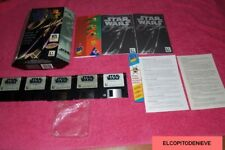 PC CD LUCASARTS RARA VERSIÓN DE STAR WARS SCREEN ENTERTAINMENT DISK´S 3,5