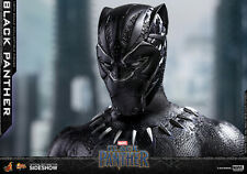 BLACK PANTHER / T'CHALLA~SIXTH SCALE FIGURE~MMS470~HOT TOYS~MIBS