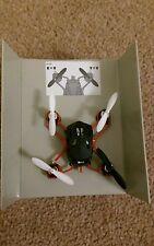 Revell Control XS Nano Quad MICRO Quadrocopter (negro) que falta Cargador