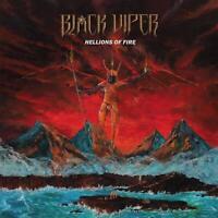 BLACK VIPER - HELLIONS OF FIRE   CD NEU