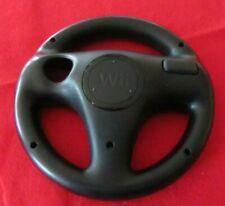 Official Nintendo Wheel Steering Wheel OEM RVL-024 Black