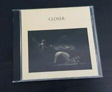 CD ALBUM - JOY DIVISION - CLOSER