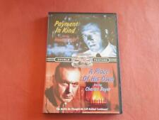 Payment In Kind/A Place Of His Own-Duff,Boyer - Cult Crime Noir DVD-R  LIKE NEW