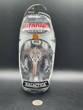 Battlestar Galactica Classic Colonial Viper Die Cast Titanium Series 2006