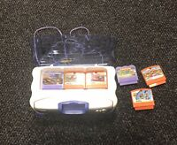 Vtech Console V.Smile Learning System Video Games 6 Learning Cartridges Games