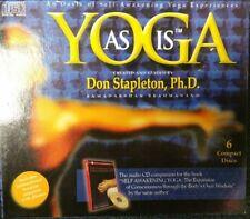 Yoga As Is, CD, Don Stapleton