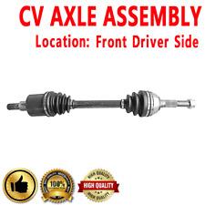 1x Front Passenger Side CV Axle Shaft For CHEVROLET TRAILBLAZER 2002-2009
