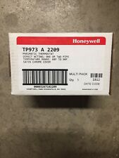 New listing Honeywell Tp973A2209 Direct Acting Pneumatic Thermostat New