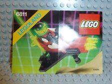 LEGO ® space Classic de recette 6811 pulsar Charger BA ungelocht